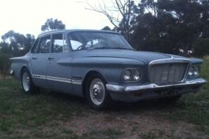Valiant S Model Great Restorer Rare CAR 1962 in Kangaroo Flat, VIC