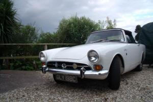 1965 SUNBEAM ALPINE MKIV