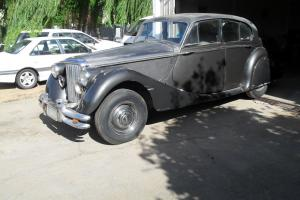 Jaguar 1949 50 Saloon Photo