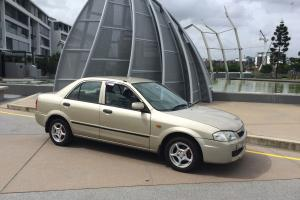 Mazda 323 Auto 2001 NO Reserve in Albion, QLD