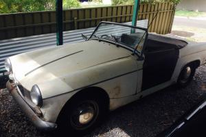 MG Midget Convertible 1961