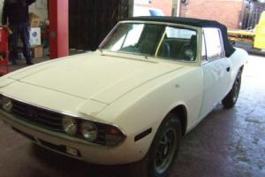 Triumph Stag 3.0 V8 1978 Original V8 Photo