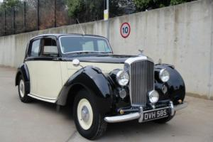Bentley MK6-1948 Photo