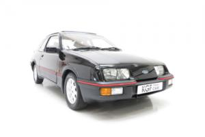 An Extremely Rare and Pristine Ford Sierra XR4i with only 45,056 Miles From New
