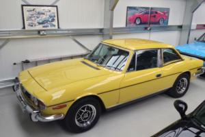 Triumph Stag in beautiful condition with only 49k miles & Huge History file!