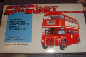 Keil Kraft 1:72 Plastic Kit LONDON TRANSPORT ROUTEMASTER .