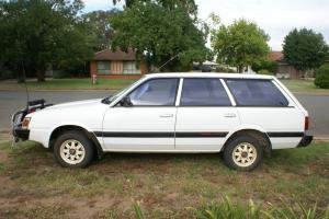 1994 Subaru L Series Wagon in Berrigan, NSW