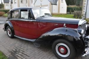 1952 Bentley MK VI Photo