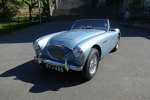 1955 Austin Healey 100/4 BN1 with BN2 Spec 4 Speed
