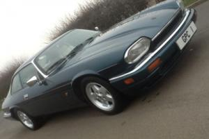 "Jaguar XJS 4.0 auto "" Stunning Example Throughout ""15 Service Stamps"""