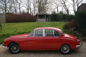 Jaguar MK II 3.8 MOD lovely restored car with new interior Photo