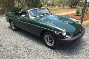 M G MGB `L Sports 1974 2D Roadster 4 SP Manual 1 8L Carb Photo