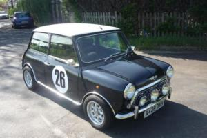 2000 Classic Rover Mini Cooper with Retro Styling