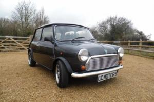 1996 Classic Rover Mini Sidewalk in Charcoal Metallic
