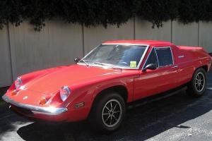 Lotus : Other Europa Twin Cam