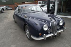 Jaguar mk2 240 2.4 Photo