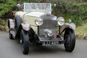 1932 Rolls-Royce 20/25 Vanden Plas Style Open Tourer GRW64 Photo