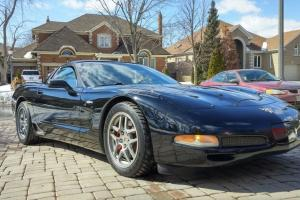 Chevrolet : Corvette Z06 50TH ANNIVERSARY