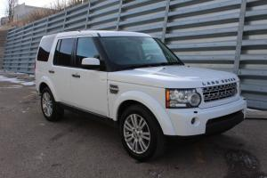 Land Rover : LR4 HSE LUX V8 AWD