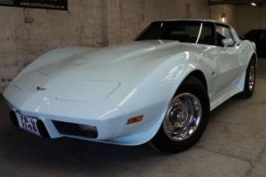 Corvette C3 1979 5.7 V8,3 SPEED AUTO, T-TOP 104K COMPREHENSIVE HISTORY