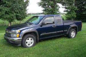 Chevrolet colorado 2004, air climatiser, crouse control, automatic