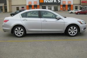 Honda : Accord ex-l