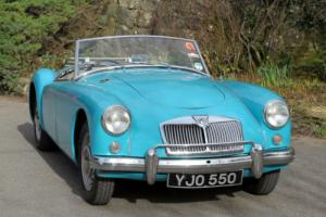 1956 MGA 1500 Roadster Photo