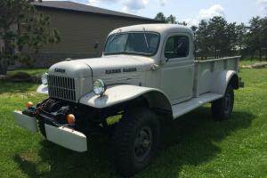 Dodge : Power Wagon Fargo
