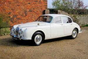 1967 Jaguar MK2 2.4 240 Manual