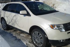 Ford : Edge Limited