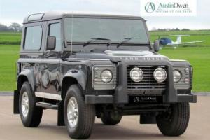 2008 58 LAND ROVER DEFENDER 2.4 90 XS STATION WAGON 3D 122 BHP DIESEL