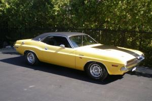 Dodge : Challenger Special Edition