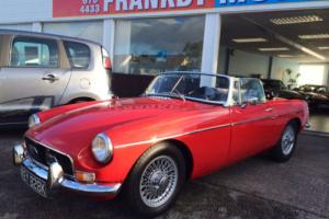 MGB Roadster 1.8 Convertible One Lady Owner !