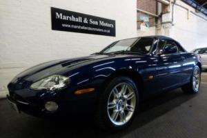 2001 JAGUAR XK8 CONVERTIBLE 4.0 CONVERTIBLE 2D AUTO 290 BHP Photo