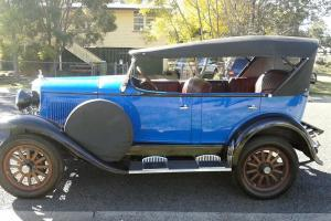 1929 Willys Overland Whippet 96A in Deception Bay, QLD