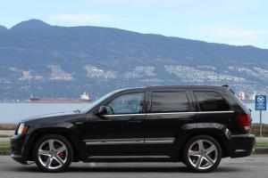 Jeep : Grand Cherokee SRT8