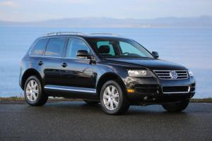 Volkswagen : Touareg TDI Sport Utility 4-Door Photo