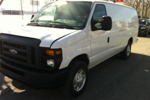 Ford : E-Series Van Cargo EXT
