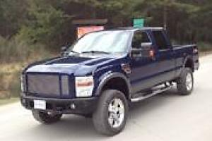 Ford : F-350 fx4