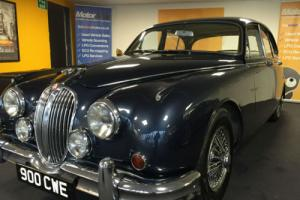 Jaguar MK II 1962 3.8 Auto Full Restoration MUST SEE