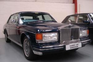 Rolls-Royce Silver Spirit Photo