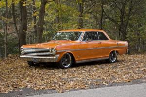 63 Chevy II, LS2 DSE Autocross ready!