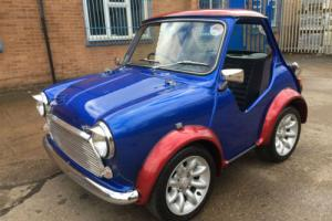 Rover MINI MAYFAIR AUTO SHORTY SHORTIE THE BEST ONE ON SALE Photo