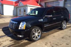 Cadillac : Escalade suv Photo
