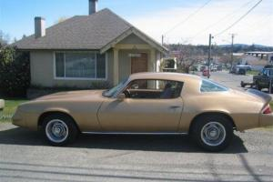 Chevrolet : Camaro Sport Coupe 2-Door Photo