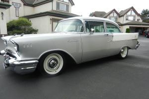 Chevrolet : Bel Air/150/210 150 Model