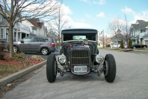 Ford : Model A none