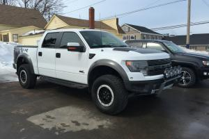 Ford : F-150 SVT Raptor
