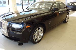 Rolls-Royce : Ghost 4-DOOR SWB
