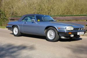 Jaguar XJS V12 CONVERTIBLE Photo